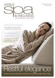 World Spa & Wellness issue World Spa & Wellness