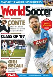 World Soccer issue May 2017