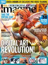 ImagineFX issue June 2017