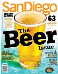 San Diego Magazine issue May 2017