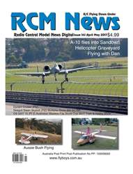 Radio Control Model News issue Radio Control Model News