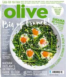 Olive Magazine issue May 2017