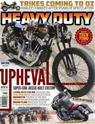 Heavy Duty issue May/June 2017 Iss 152