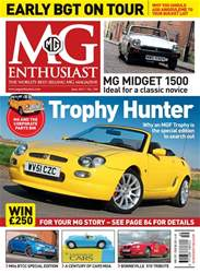 MG Enthusiast issue MG Enthusiast
