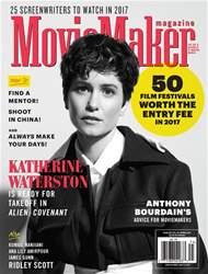 Moviemaker issue MovieMaker Issue 123