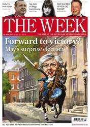 The Week issue 22nd April 2017