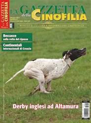 La Gazzetta Della Cinofilia Venatoria issue La Gazzetta Della Cinofilia Venatoria