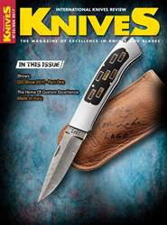 25 Knives International issue 25 Knives International