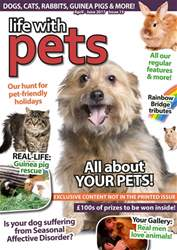 Life With Pets issue Issue 15
