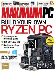 Maximum PC issue May 2017