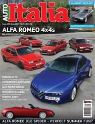 AutoItalia Magazine issue Auto Italia Issue 256