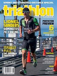 Triathlon Magazine Canada issue Volume 12 issue 3