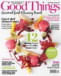 Good Things Magazine issue Good Things Magazine