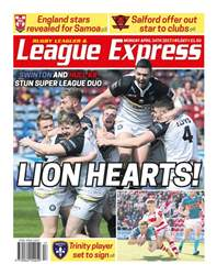 League Express issue 3067