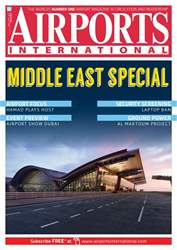 Airports International issue April-May