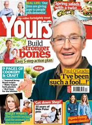 Yours issue 25th April 2017