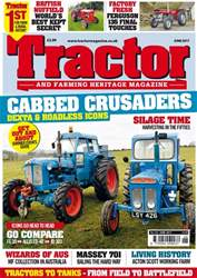 Tractor & Farming Heritage Magazine issue June 2017