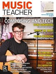 Music Teacher issue May 2017