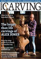 Woodcarving issue May/June 2017