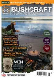Bushcraft & Survival Skills Magazine issue issue 68