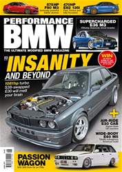 Performance BMW issue June 2017