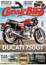 Classic Bike issue Classic Bike