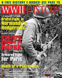WW2 History Magazine issue June 2017