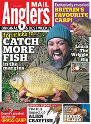 Anglers Mail issue 25th April 2017