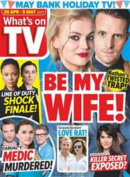 What's on TV issue 29th April 2017