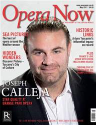 Opera Now issue May 2017