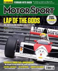 Motor Sport Magazine issue June 2017