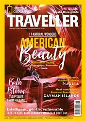 National Geographic Traveller (UK) issue June 2017