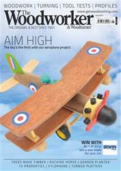 The Woodworker Magazine issue June 2017