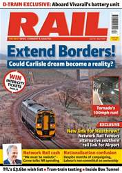 Rail issue Issue 825