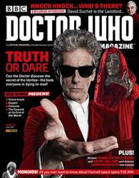 Doctor Who Magazine issue 512