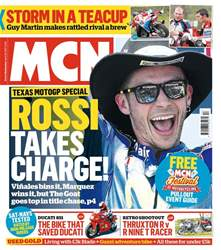 MCN issue MCN