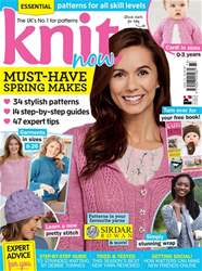 Knit Now issue Issue 73