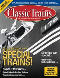 Classic Trains issue June 2017