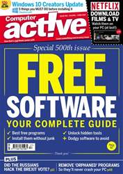 Computer Active issue 500