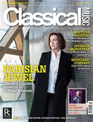 Classical Music issue May 2017