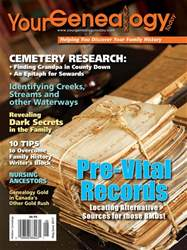 Your Genealogy Today issue May-Jun 2017