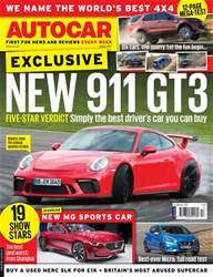 Autocar issue 26th April 2017