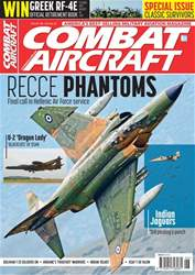 Combat Aircraft issue  June 2017