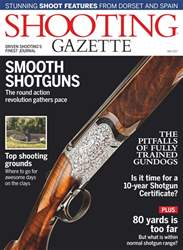 Shooting Gazette issue May 2017