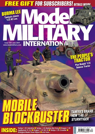 Model Military International Digital Issue