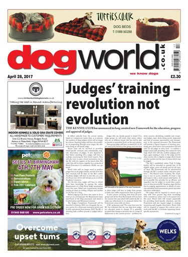 Dog World Preview