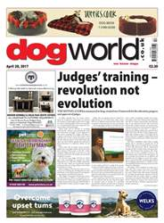 Dog World issue 28/04/2017