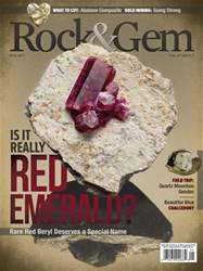 Rock & Gem Magazine issue May 2017