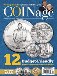 COINage issue May 2017