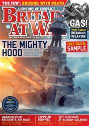 Britain at War Magazine issue Britain at War FREE digital sample